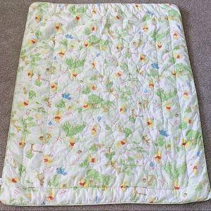 WINNIE THE POOH Disney Hundred Acre Wood Blanket